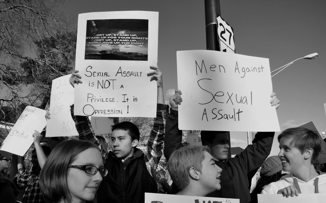 How Rape Culture Gives All Men A Bad Name